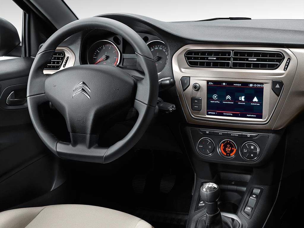 Citroën C-Elysée VTi 115 Live (2018)