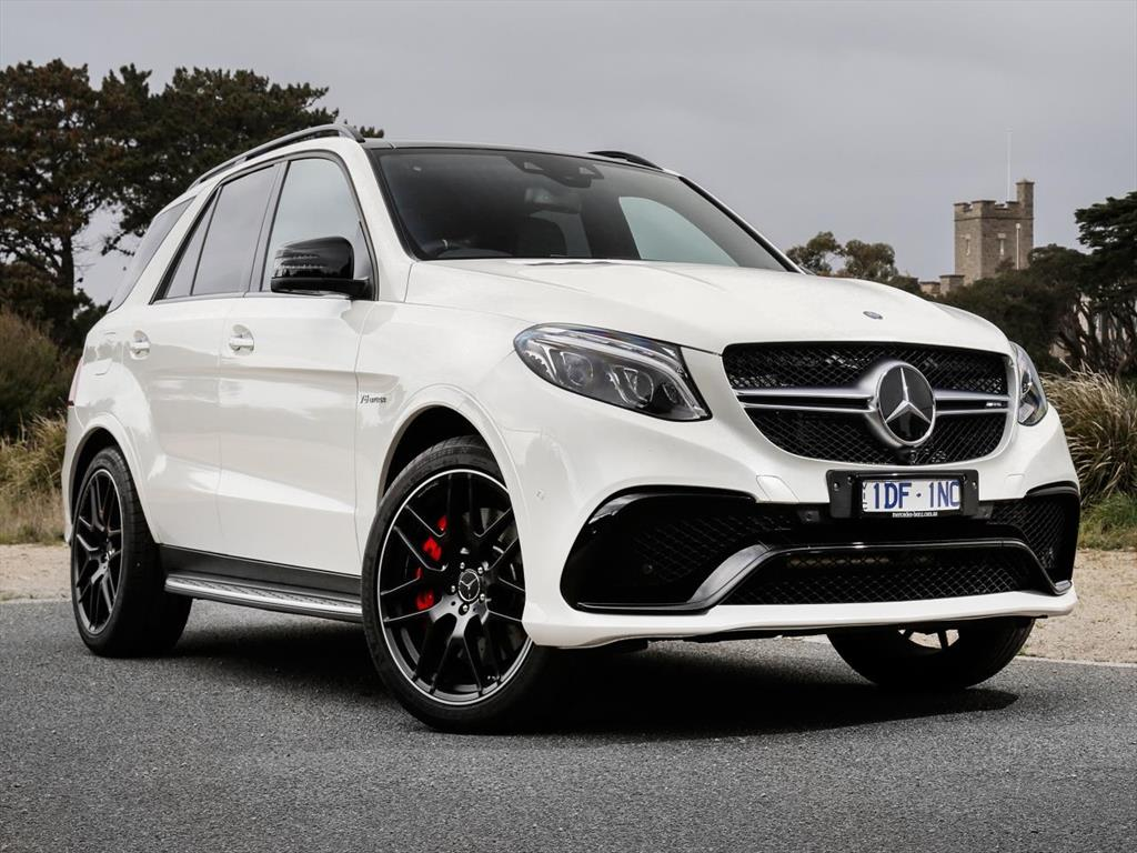 Mercedes benz clase gle amg 63 4matic 2017 for 2017 amg gle 63 mercedes benz