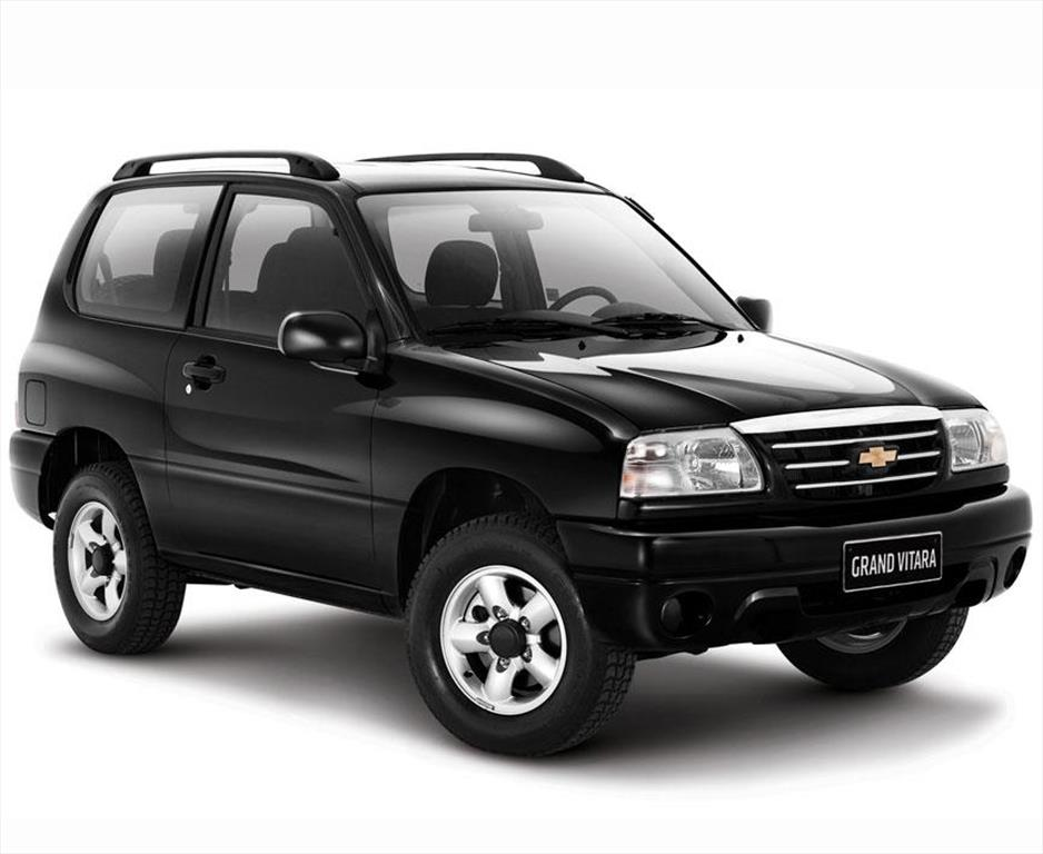chevrolet grand vitara 3p sport 4x4 2015. Black Bedroom Furniture Sets. Home Design Ideas
