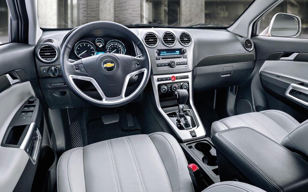 Chevrolet Captiva Sport 2.4L LS (2016)