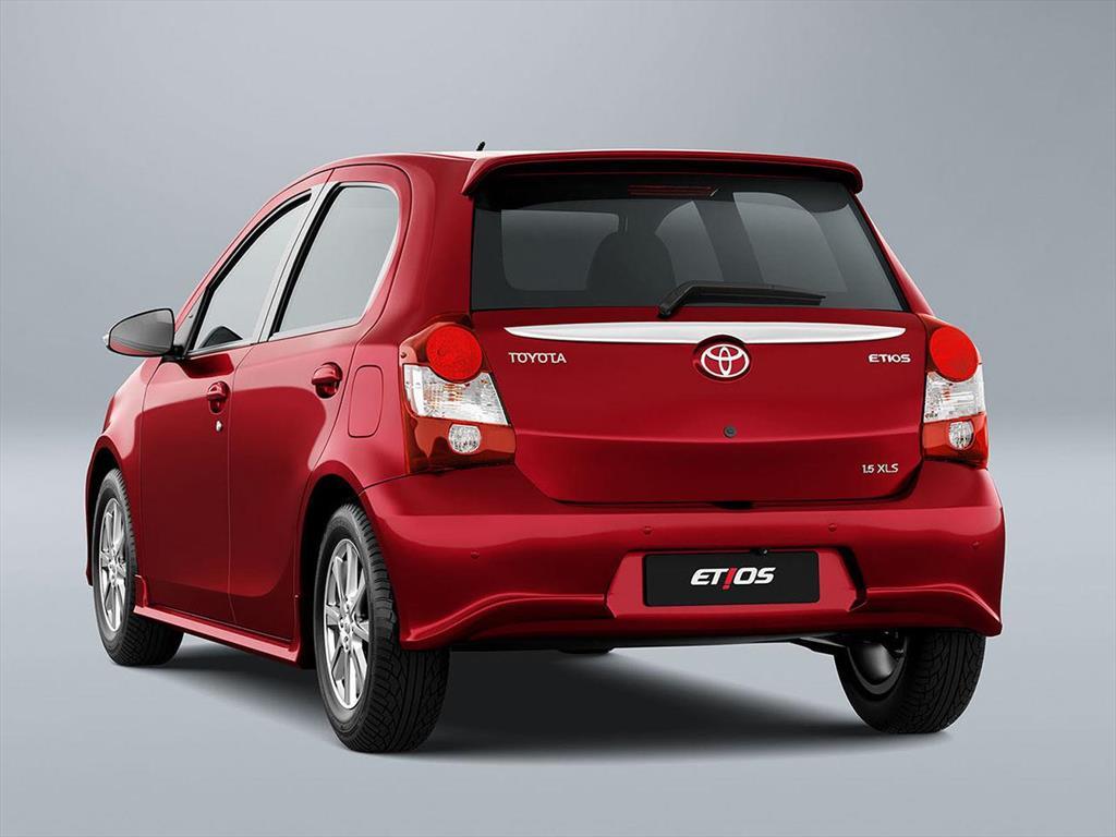 Toyota Del Rio >> Toyota Etios Hatchback, precio del catálogo y cotizaciones.