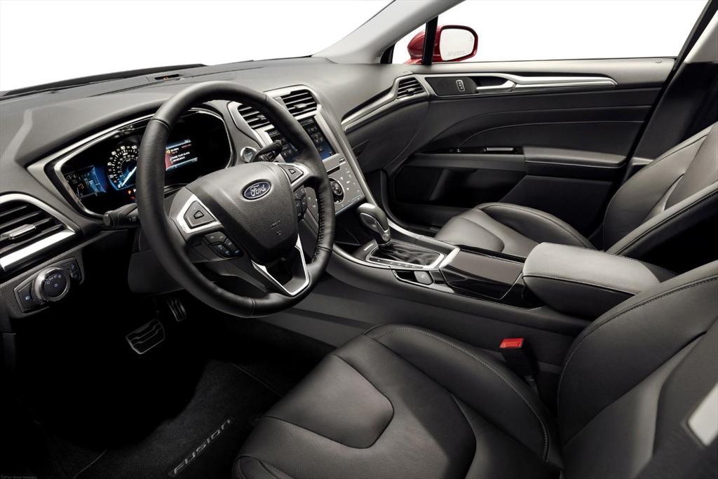 Ford fusion se luxury plus 2016 for Nuevo fusion plus