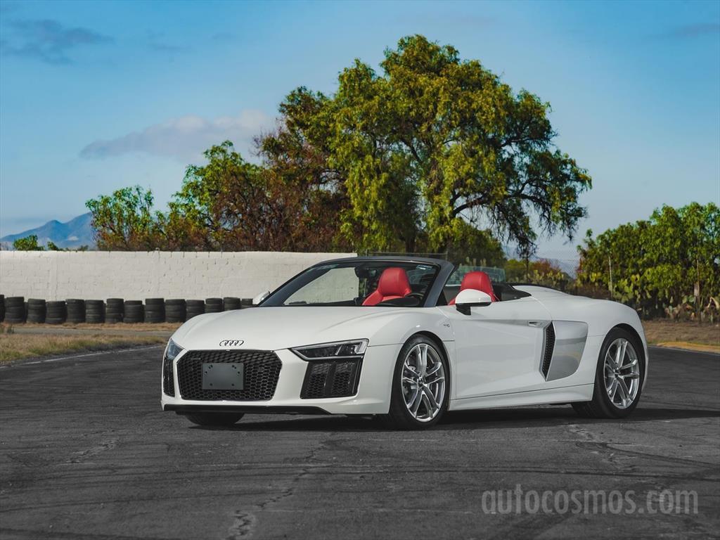 Audi r8 spyder precio mexico 12