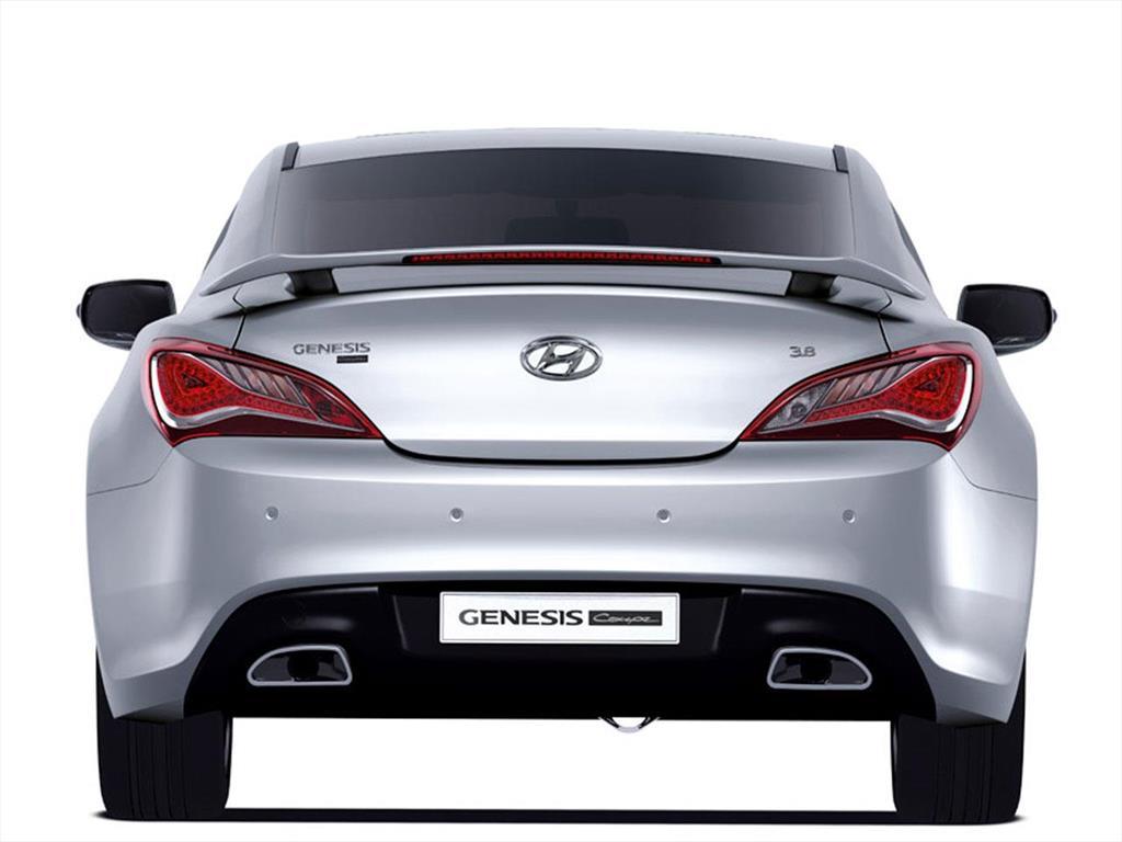 2018 Hyundai Genesis Coupe >> Hyundai Genesis Coupé - Información 2018