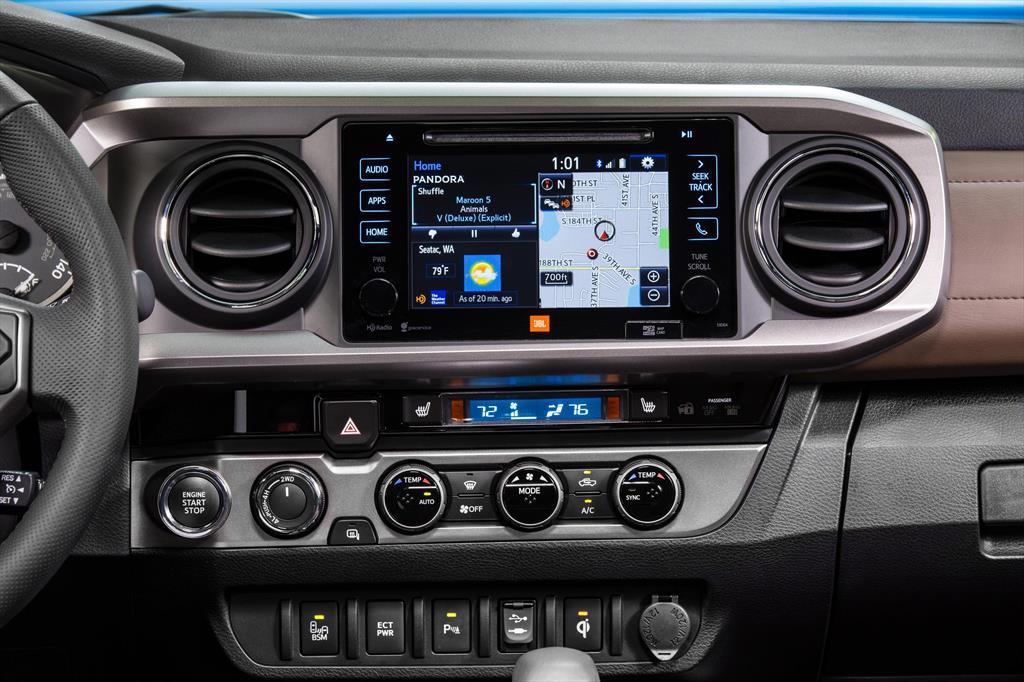 Toyota Tacoma nuevos, precios del catálogo y cotizaciones.