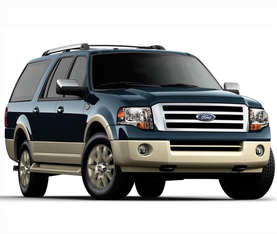 Ford Expedition XLT 4x4 (2015