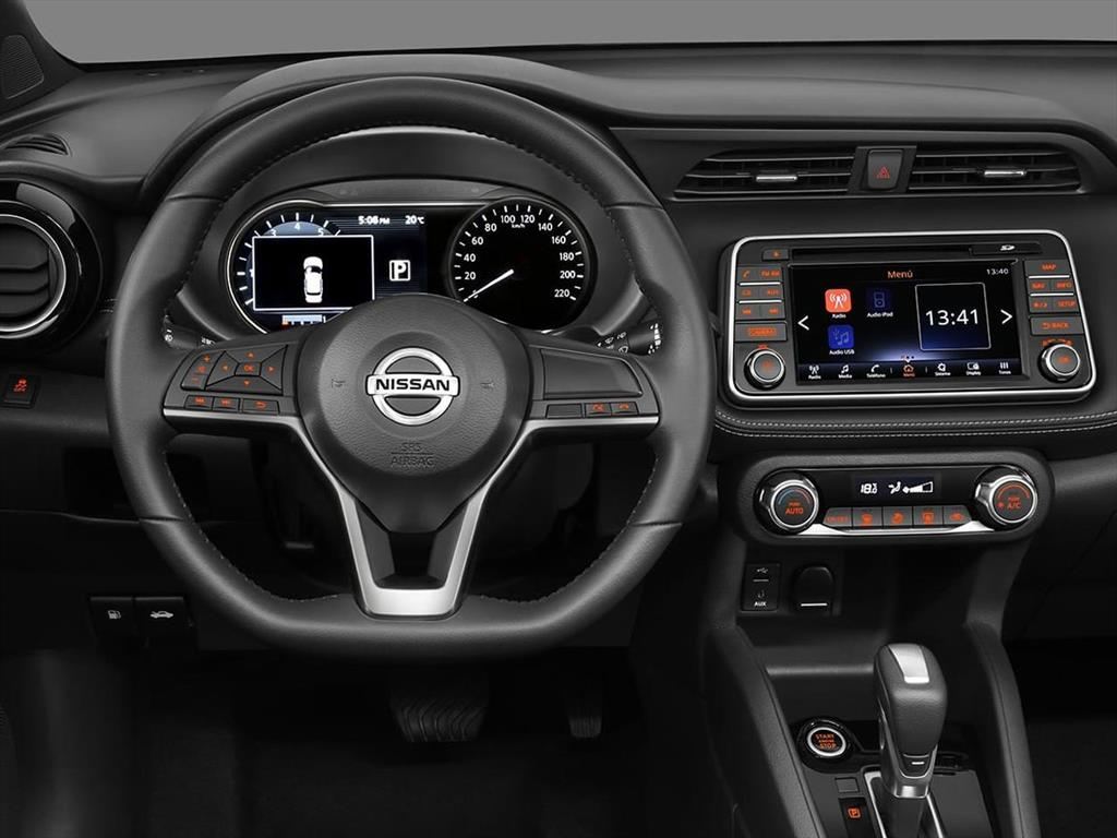 Nissan Kicks 1 6l Advance 2017