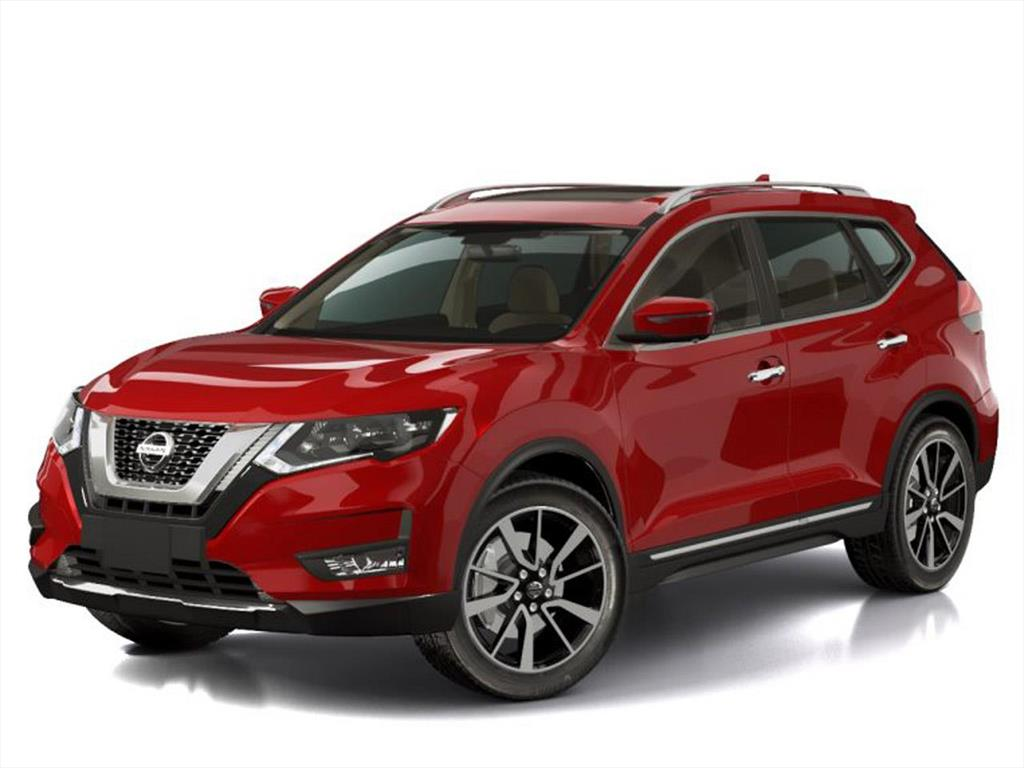 nissan x trail nuevos precios del cat logo y cotizaciones. Black Bedroom Furniture Sets. Home Design Ideas