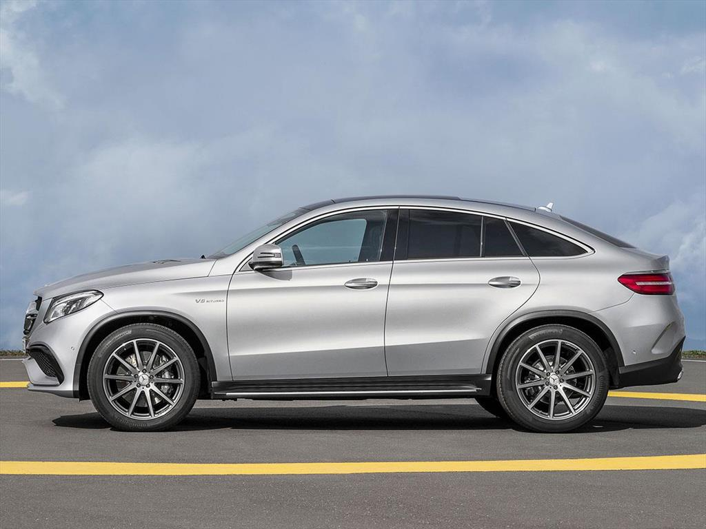 Mercedes benz clase gle amg 63 s coup 2017 for 2017 amg gle 63 s coupe mercedes benz