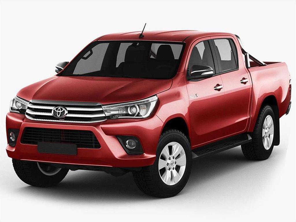 Hilux 2018 Diesel Mexico >> Toyota Hilux nuevos, precios del catálogo y cotizaciones.