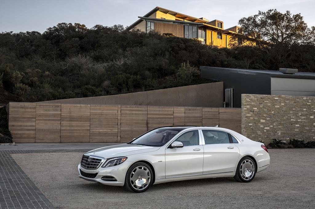 Autos nuevos mercedes benz precios maybach for Mercedes benz precios