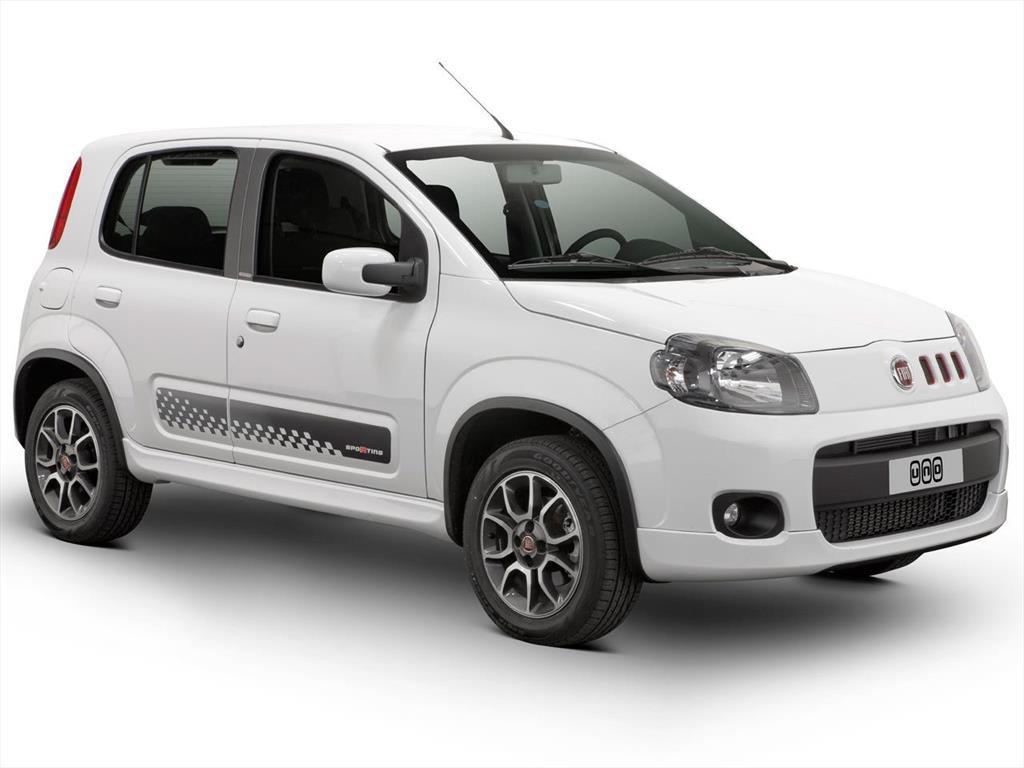 Fiat Uno 5p 1 4 Fire Evo Sporting 2015