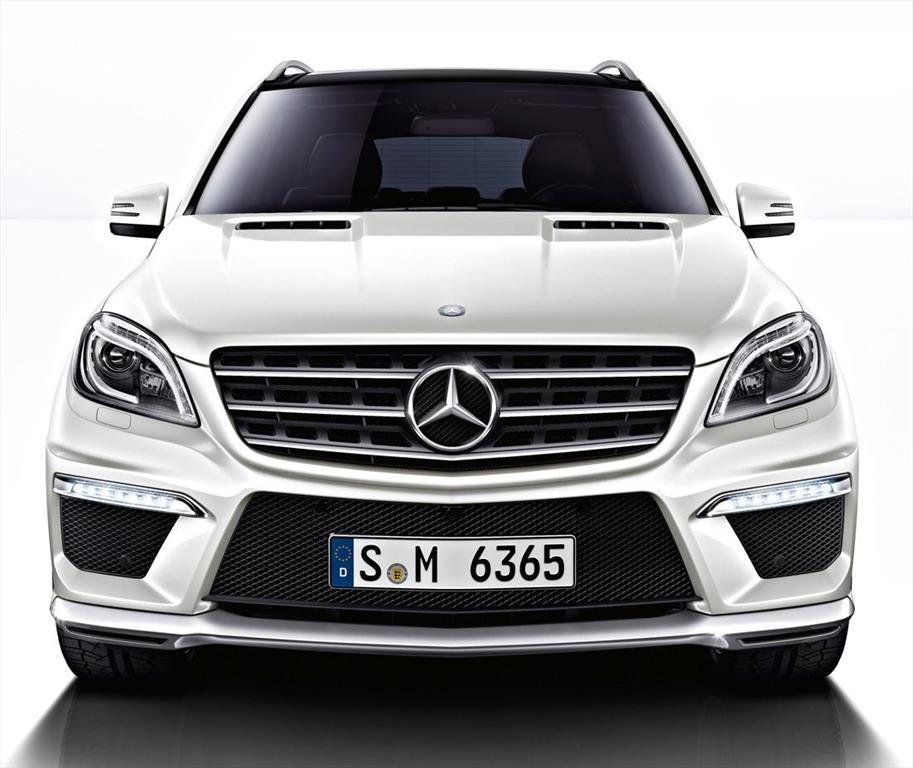 Mercedes Benz Clase M ML 63 AMG (2016