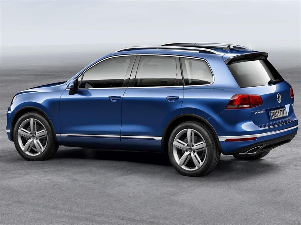 Volkswagen touareg nuevos precios del cat logo y - Taurus mycook 1 6 precio ...