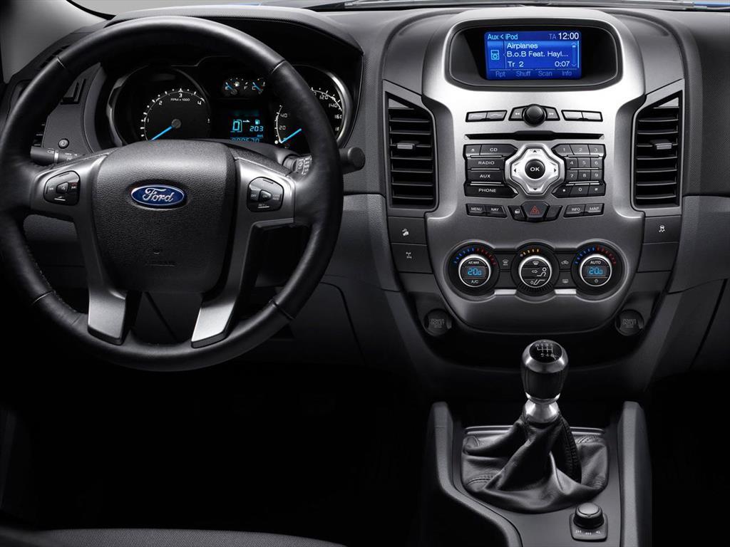 Ford Ranger Xlt 2014