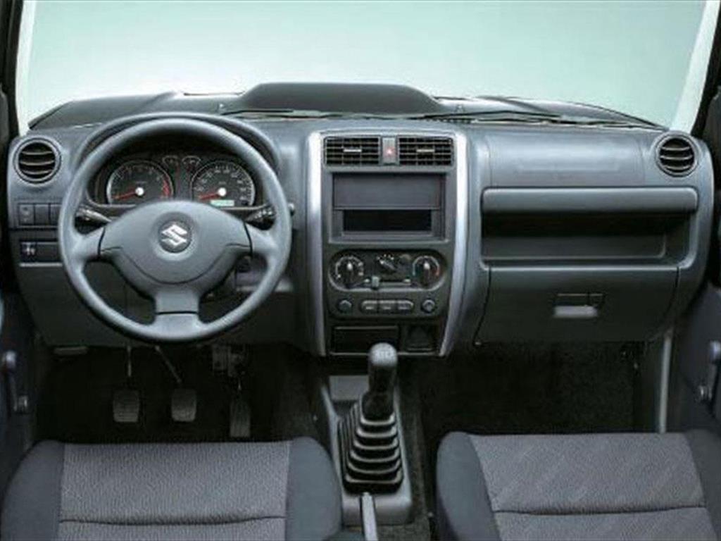 Suzuki Jimny 1.3 JLX (2017)