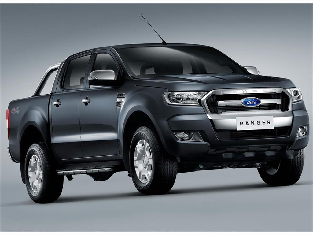 ford ranger xlt di sel 4x4 cabina doble 2017. Black Bedroom Furniture Sets. Home Design Ideas
