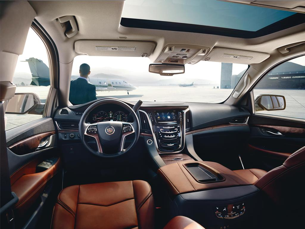Cadillac Escalade Esv Platinum 2016