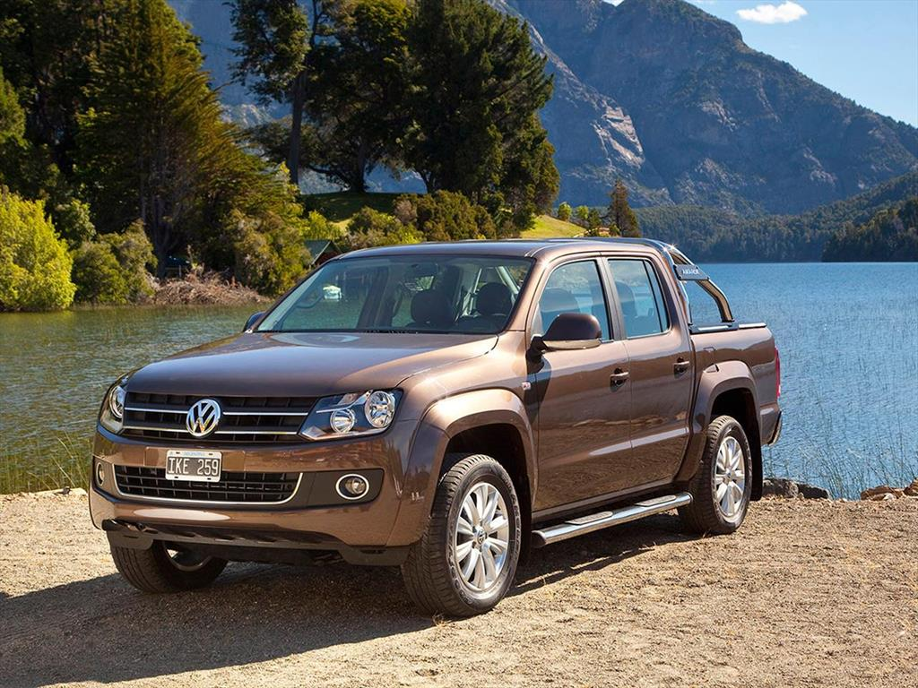 volkswagen amarok dc 4x4 highline pack 180cv 2015. Black Bedroom Furniture Sets. Home Design Ideas