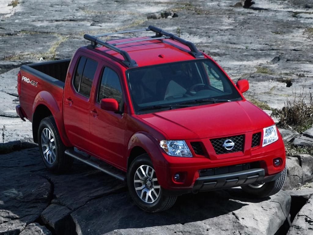 Nissan Frontier Pro-4X Grado S 4x2 V6 (2015)