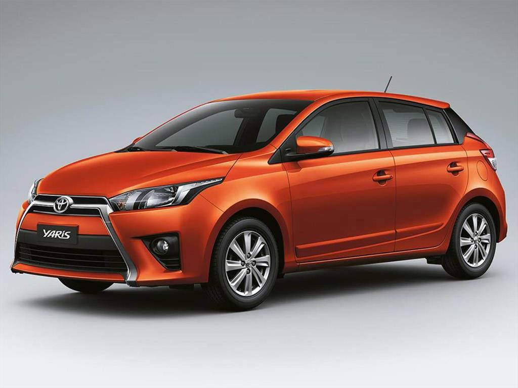 Toyota Yaris Sport nuevos, precios del catálogo y ...