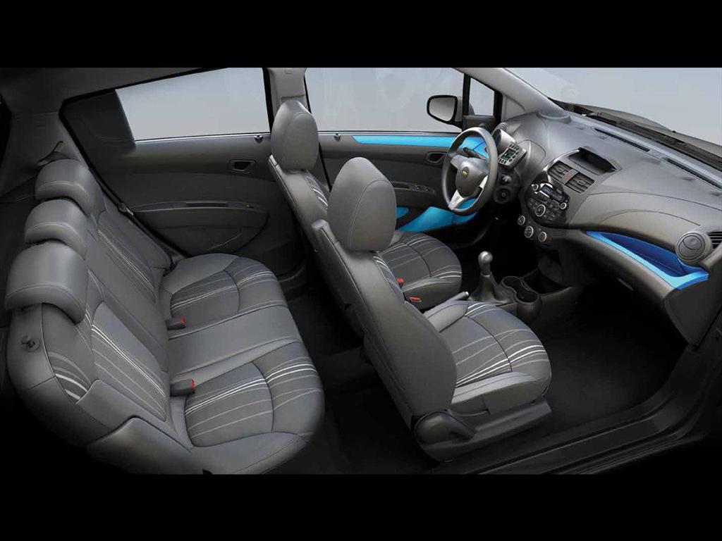 Chevrolet Spark Classic Ltz 2015