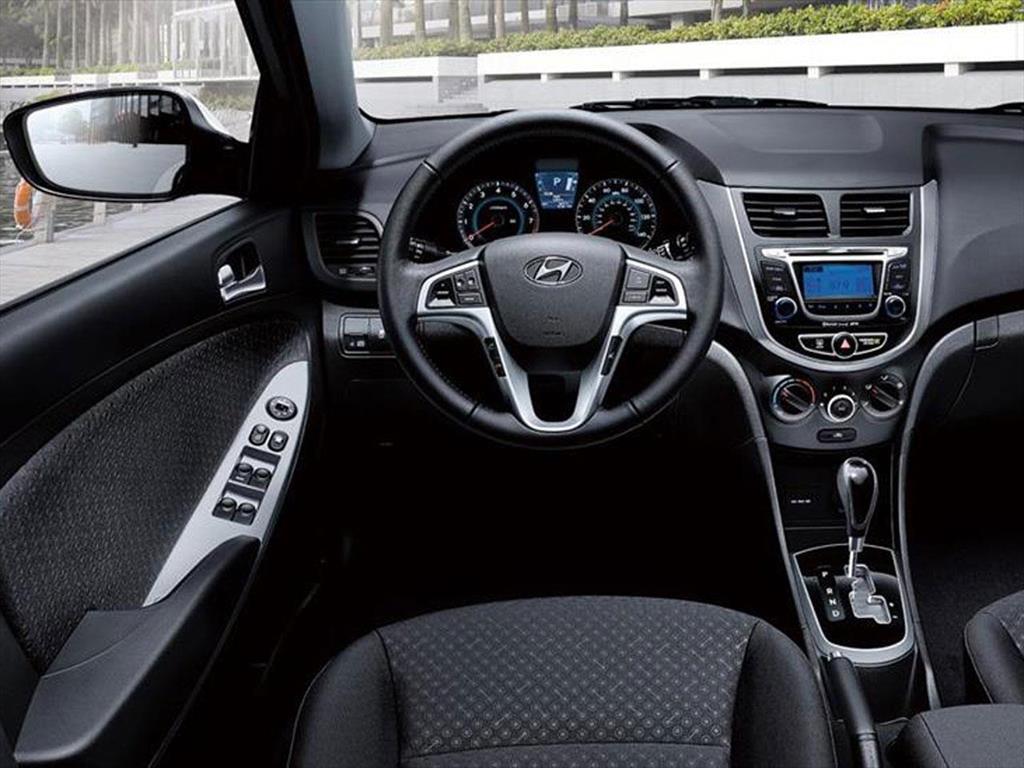 Hyundai Accent Hb 1 4 Gl Tdi 2015