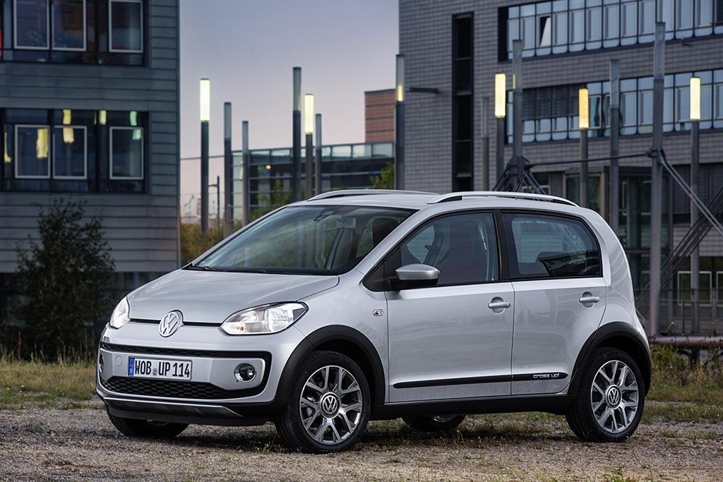 Volkswagen up! - Información 2016