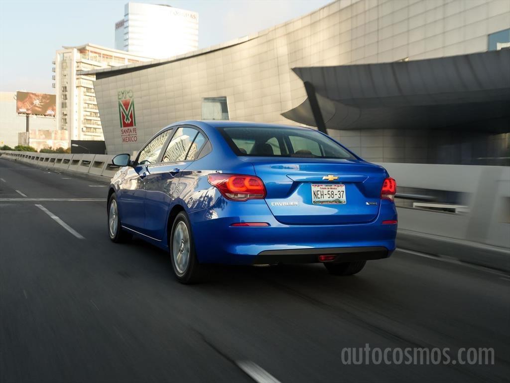 Chevrolet Cavalier Premier Aut (2018)