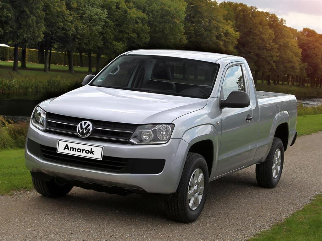 volkswagen amarok 2 0l 4x2 2016. Black Bedroom Furniture Sets. Home Design Ideas