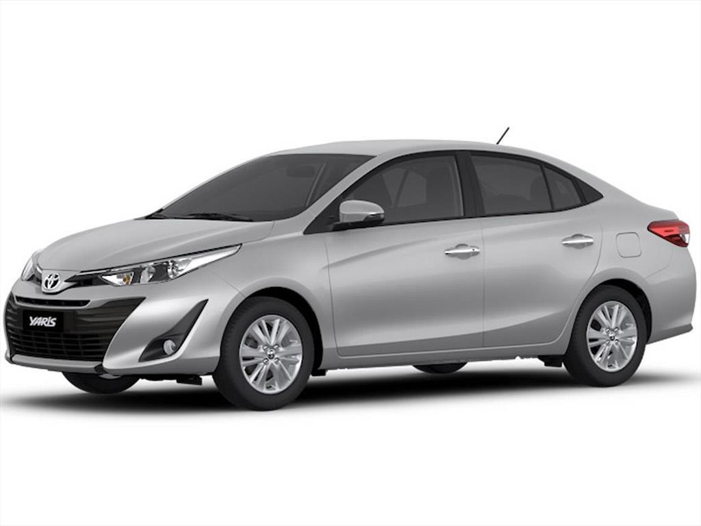 Toyota Yaris 1 5l Gli Aut 2018