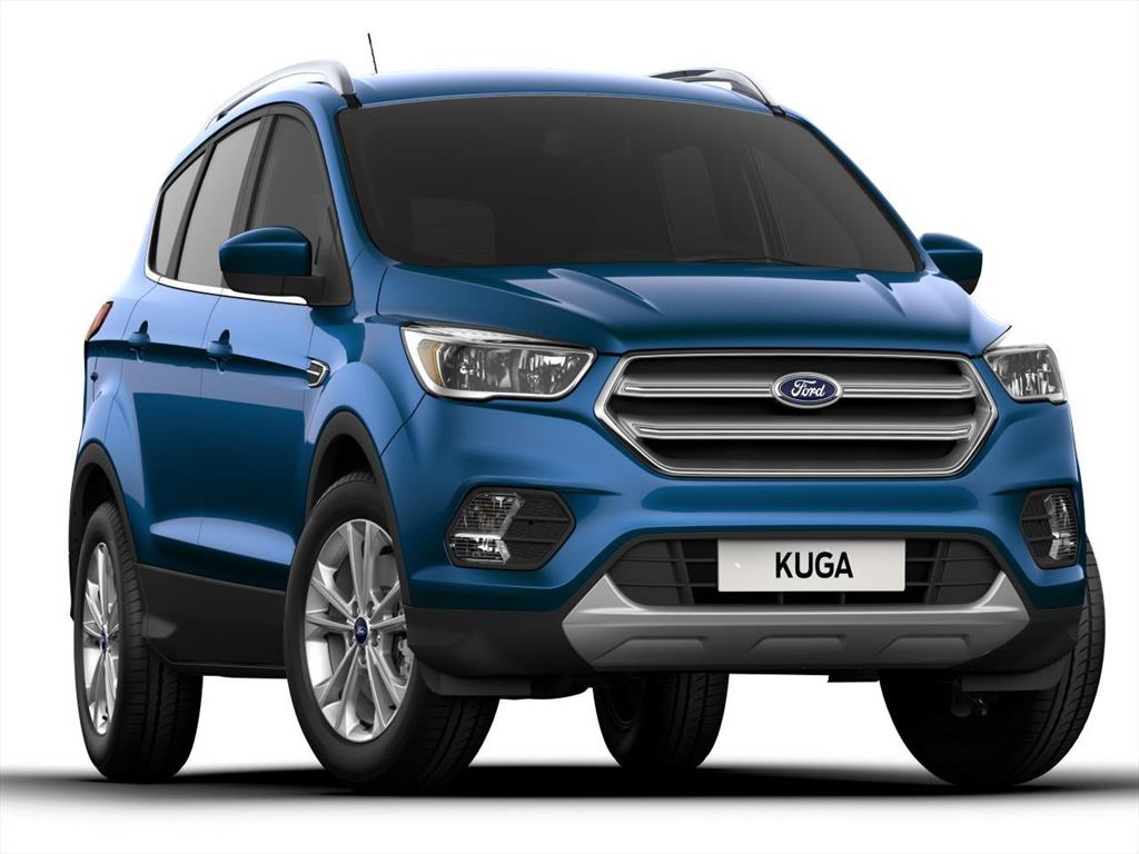 ford kuga 2 0l titanium 4x4 2018. Black Bedroom Furniture Sets. Home Design Ideas
