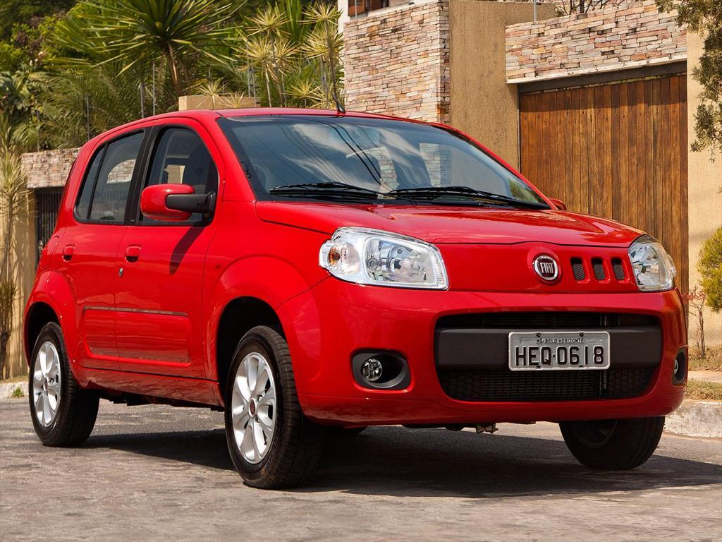 Fiat Uno 1.4L (2014