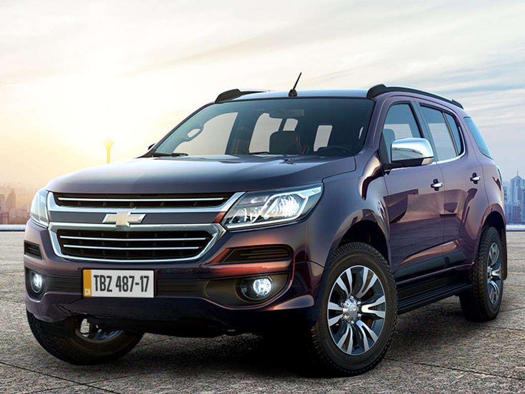 Chevrolet Trailblazer nuevos, precios del catálogo y cotizaciones.