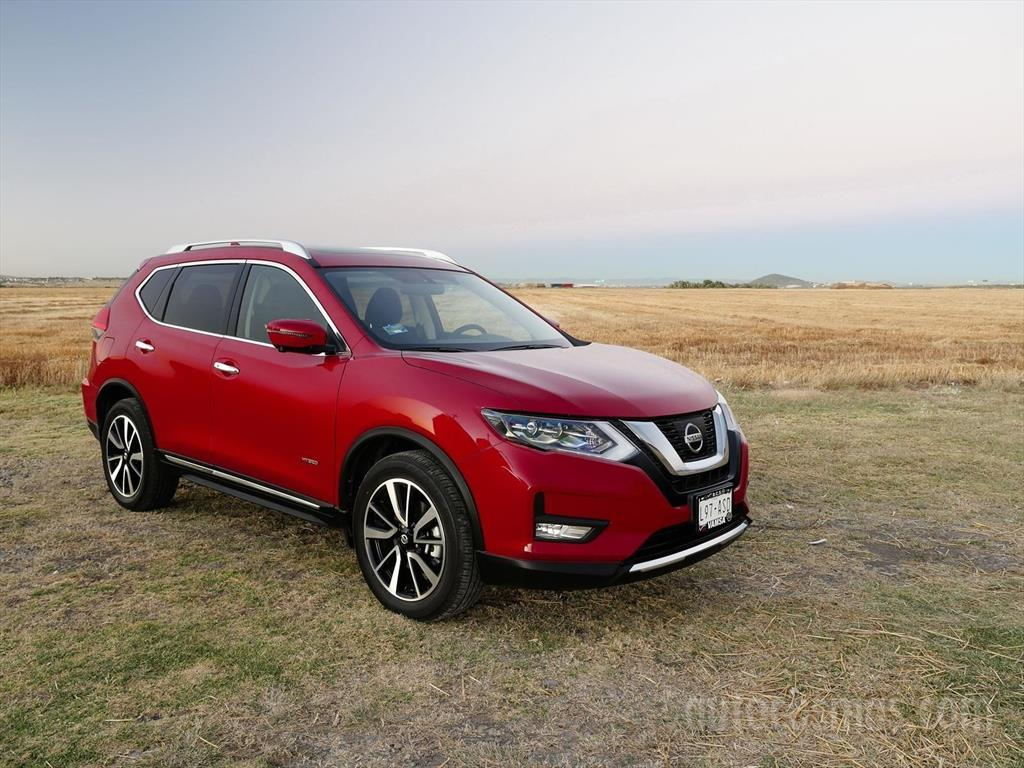 Nissan X-Trail Exclusive 2 Row Hybrid (2018)