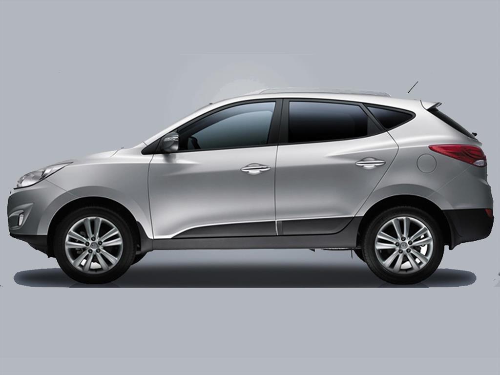 Hyundai Tucson 4x2 Ac Aut 2015