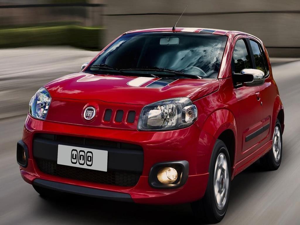 Fiat uno 5p 1 4 fire evo attractive 2015 for Fiat idea attractive 2015 precio