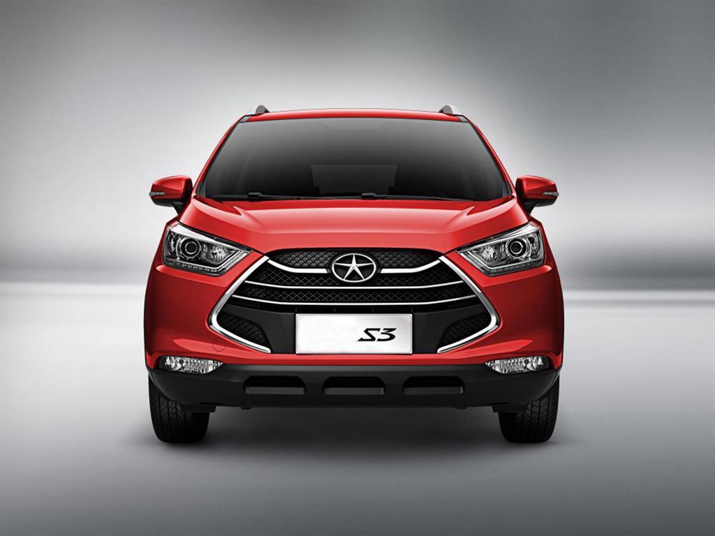 JAC Motors S3 - Información 2016