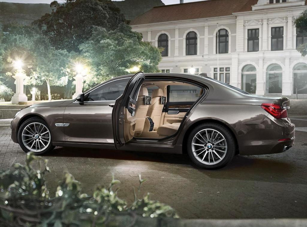 BMW Serie 7 730i 2015