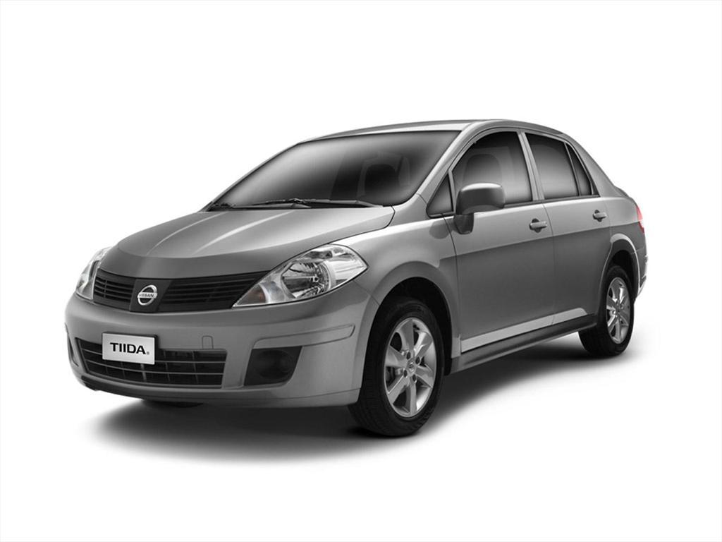Nissan Tiida Sedan, precio del catálogo y cotizaciones.