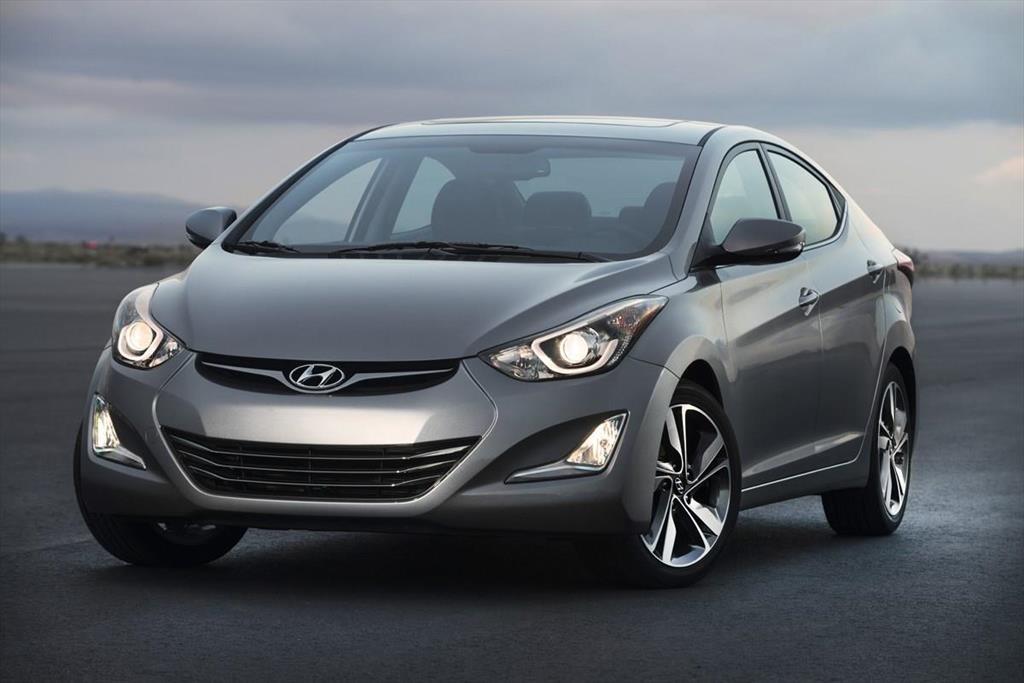 Hyundai Elantra Gls Aut 2016
