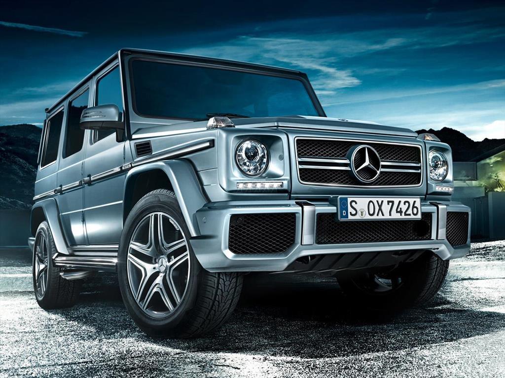 Autos nuevos mercedes benz precios clase g for Mercedes benz precios