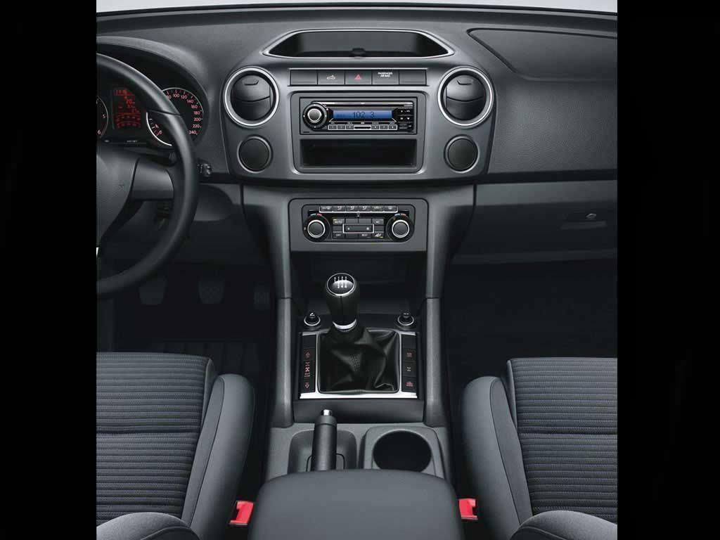 Volkswagen Amarok Dc 4x2 Startline 140cv 2014