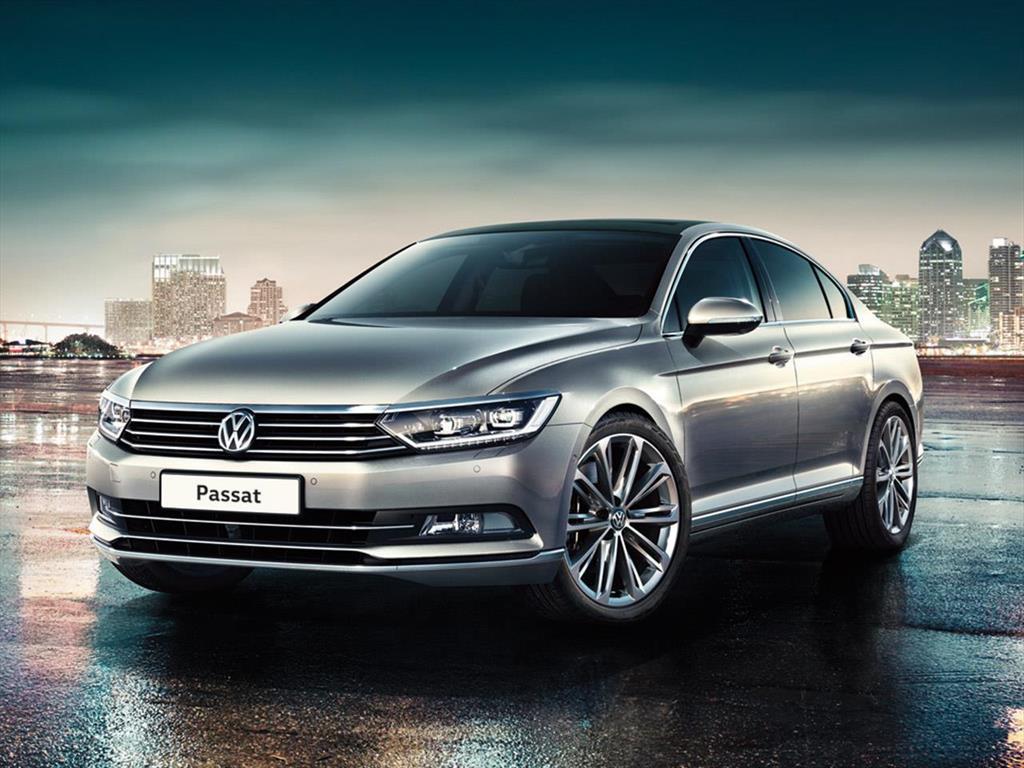 Volkswagen Passat Informaci 243 N 2018